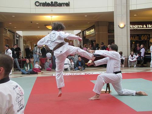 2011 J.K. Lee Board Break-A-Thon