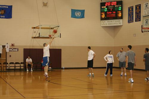 2009 Brookfield Jaycees Basketball Marathon
