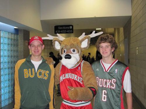 2009 Bucks MACC Fund Game