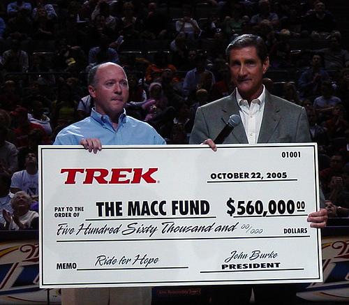 2005 MACC Fund Bucks Game