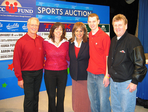 2008 Sports Auction For MACC