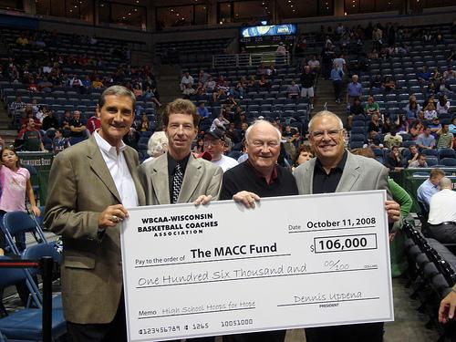 2008 Bucks MACC Fund Game