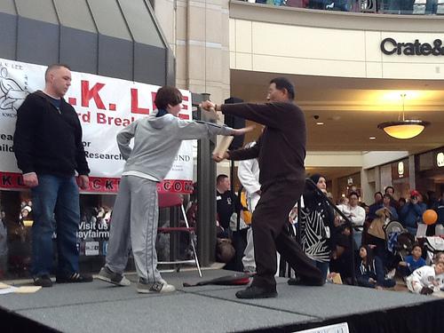 2012 J.K. Lee Board Break-A-Thon