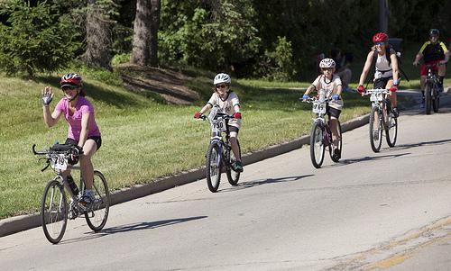2012 Trek 100 Ride For Hope Version 2