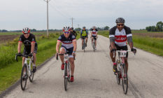 2013 Trek 100 – Out On The Route