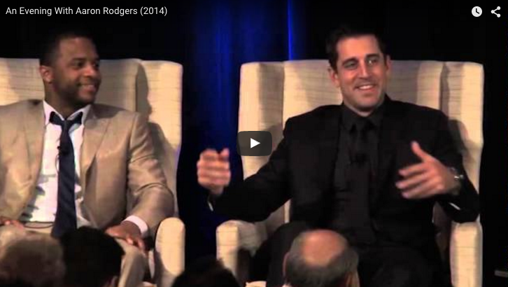 An Evening With Aaron Rodgers