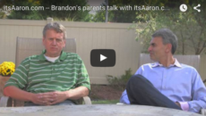 ItsAaron.com – Brandon's Parents Talk With David Gruber