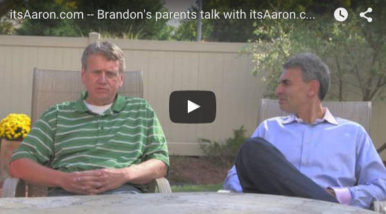 ItsAaron.com – Brandon's Parents Talk With David Gruber