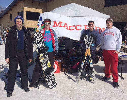 ski for cancer