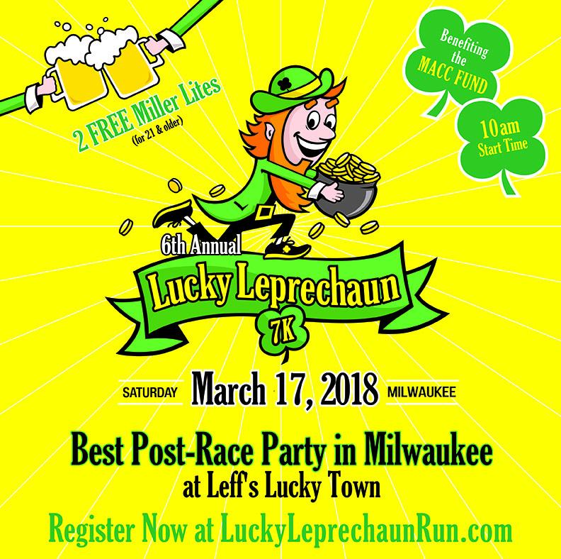 2018 Lucky Leprechaun 7K