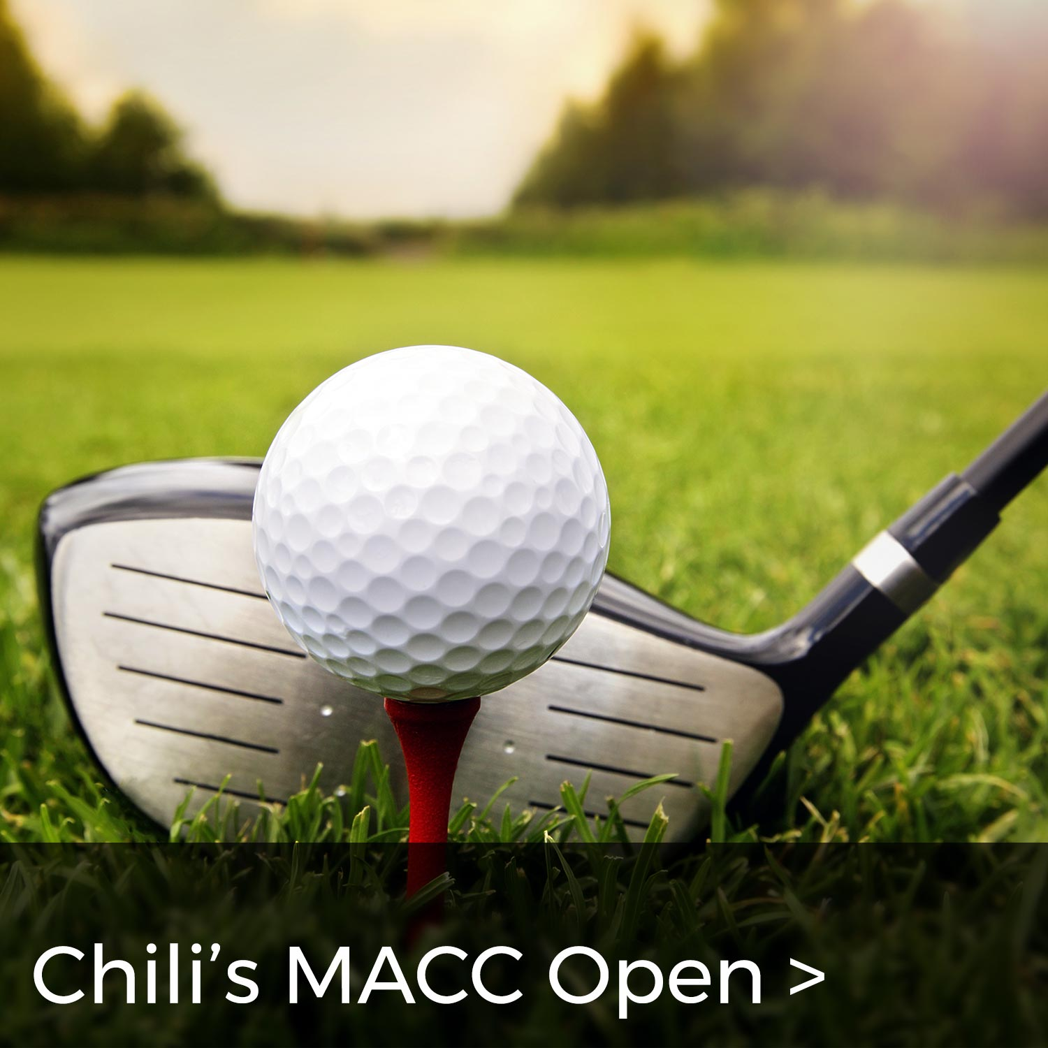 Chili's MACC Open