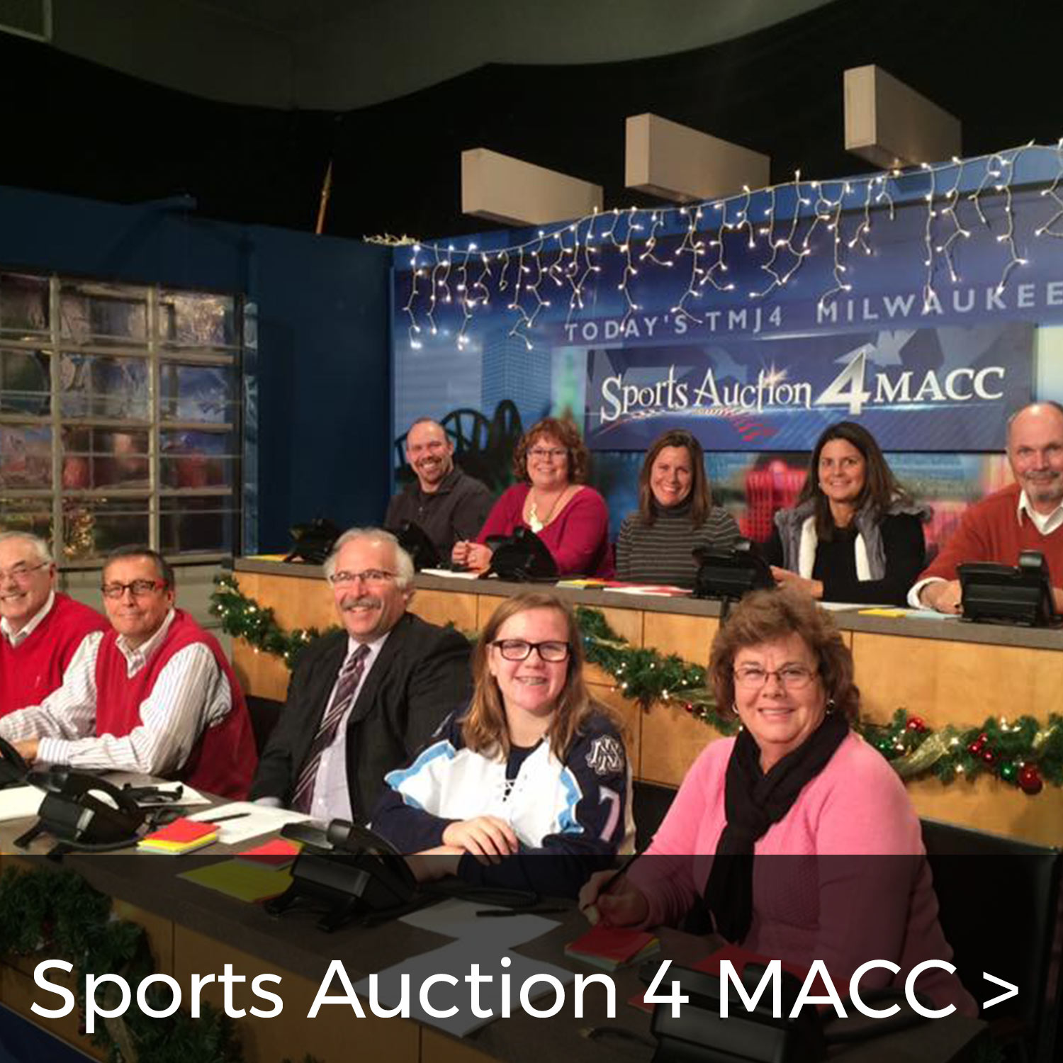 Sports Auction 4 MACC