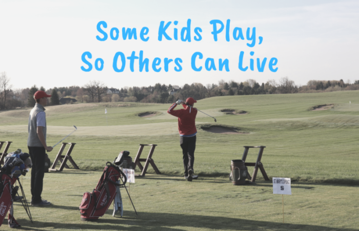 Some Kids Play, So Others Can Live