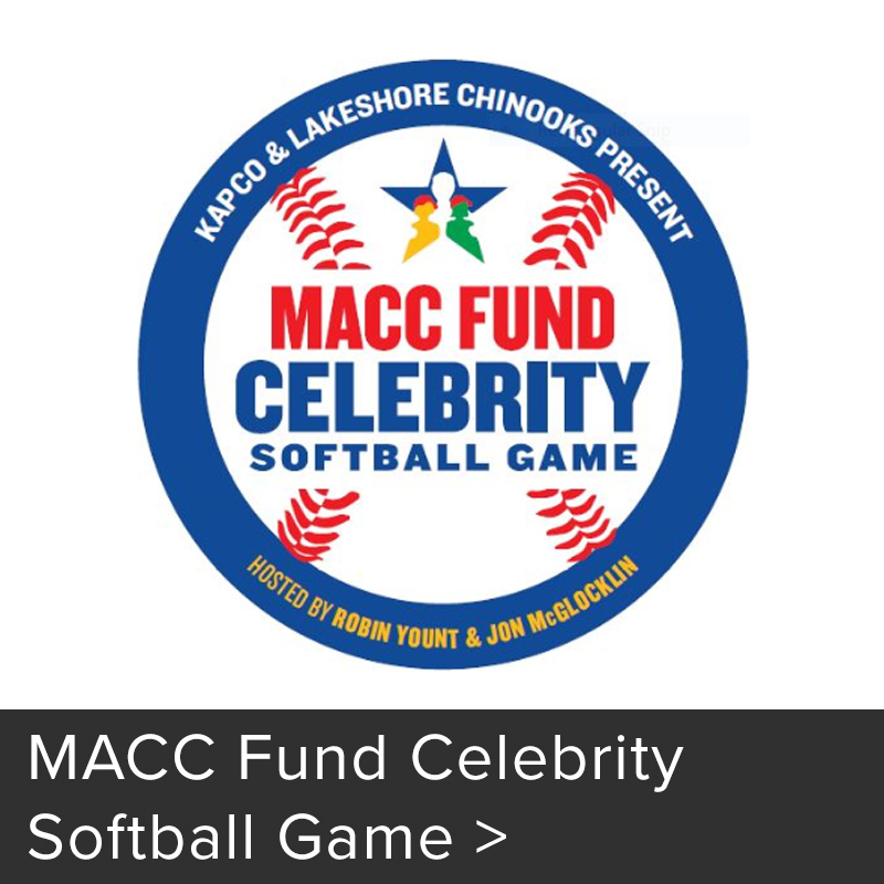 MACC Fund Celebrity Softball Grid Image