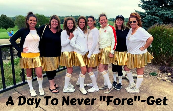 """A Day To Never """"Fore""""-Get"""