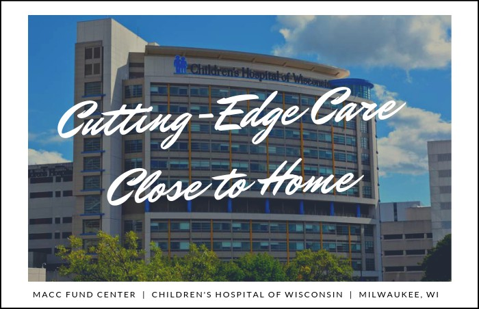 Cutting-Edge Care Close To Home