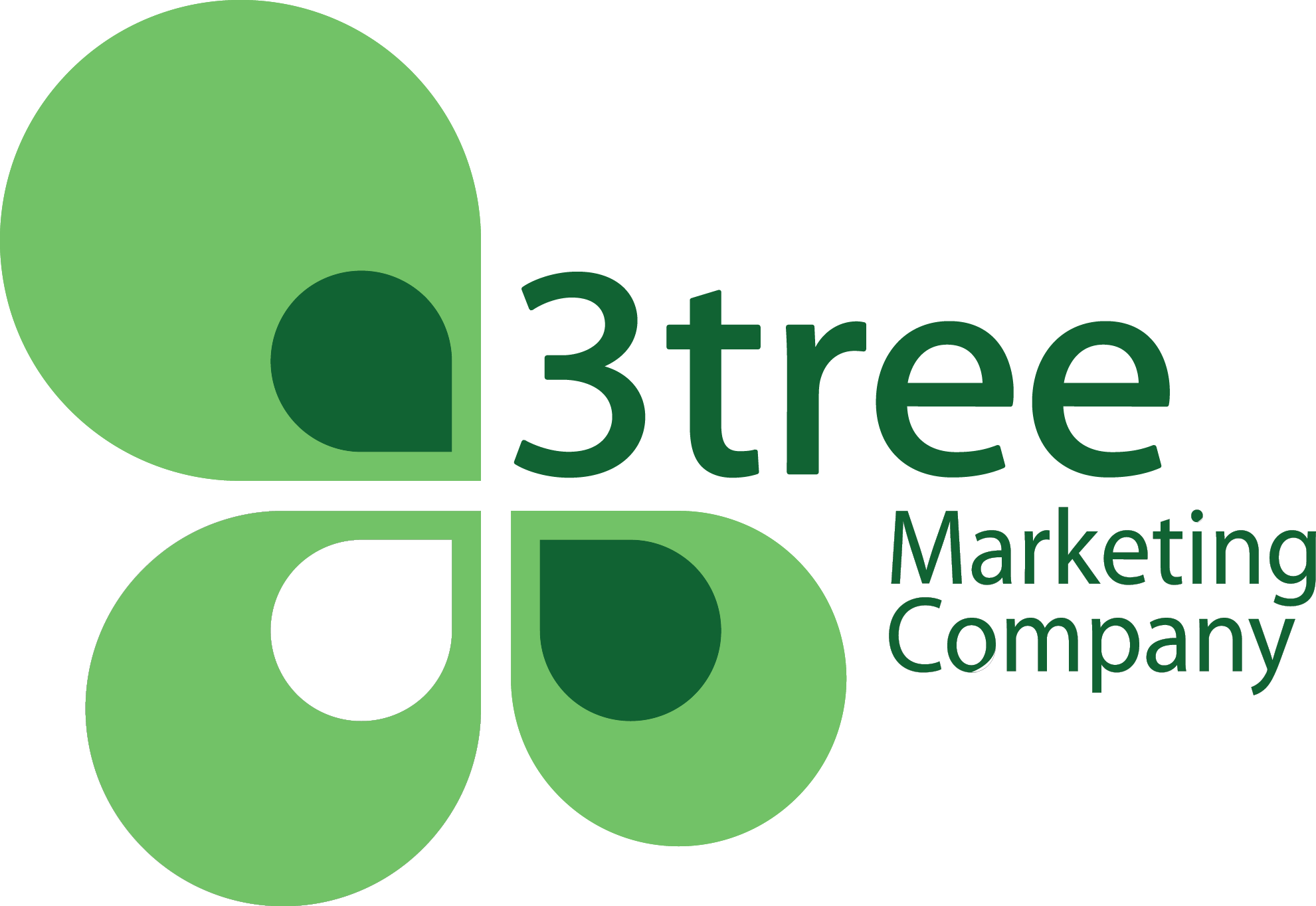 3Tree Marketing Logo
