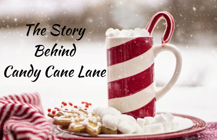 The Story Behind Candy Cane Lane