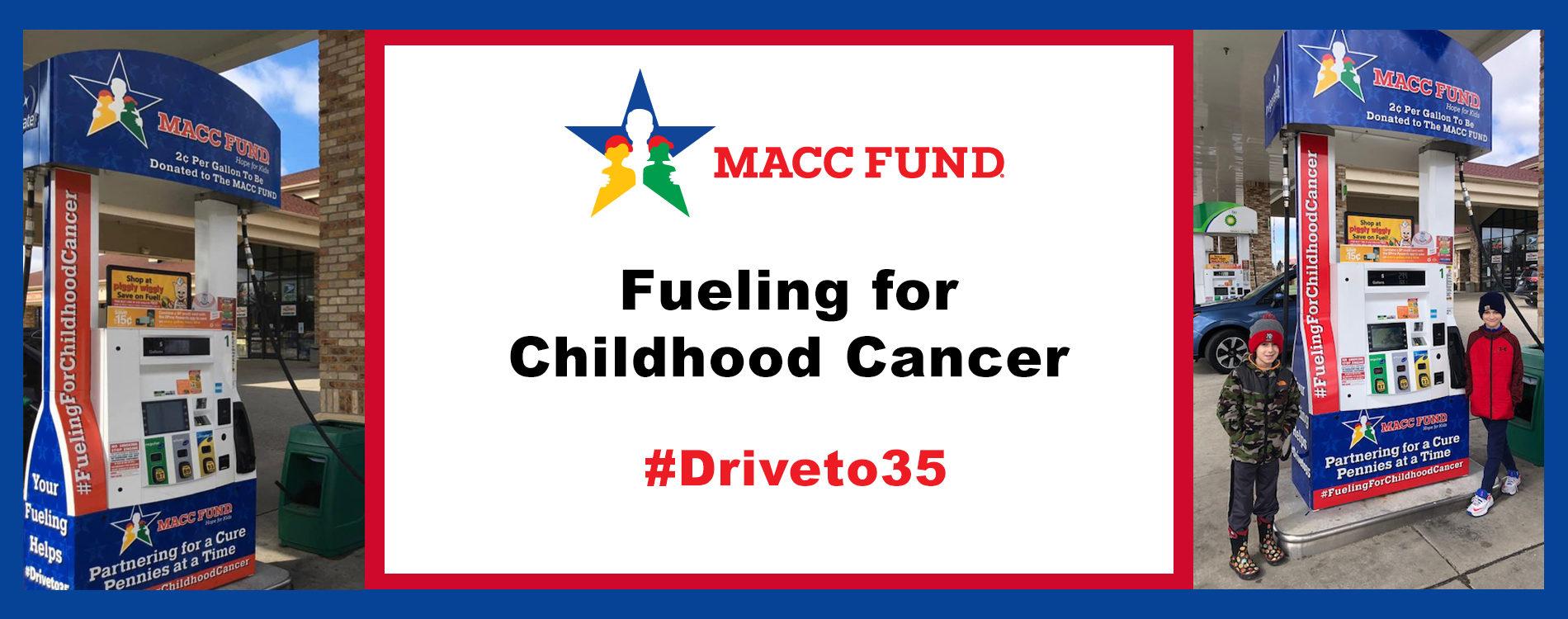 MACC Fund Drive To 35