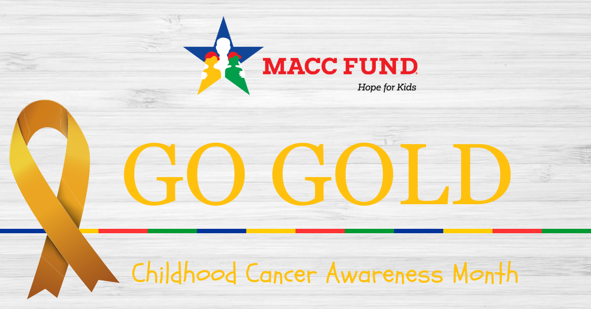Childhood Cancer Awareness Month: How To Go Gold